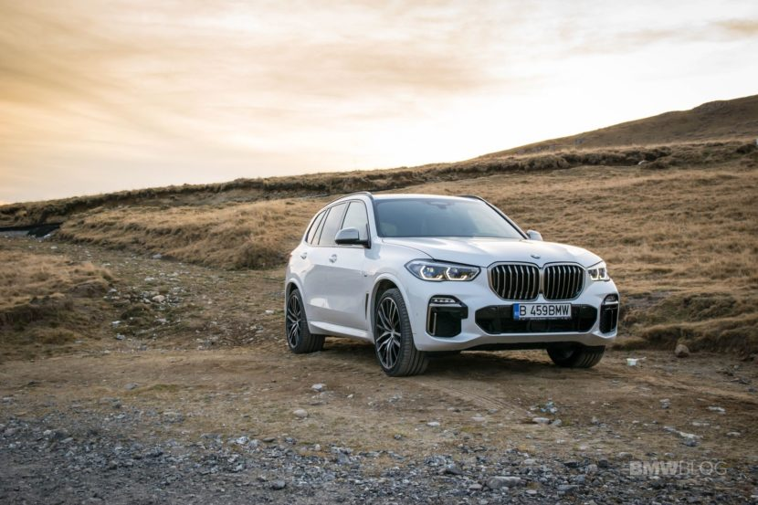 2019 BMW X5 test review 34 830x553