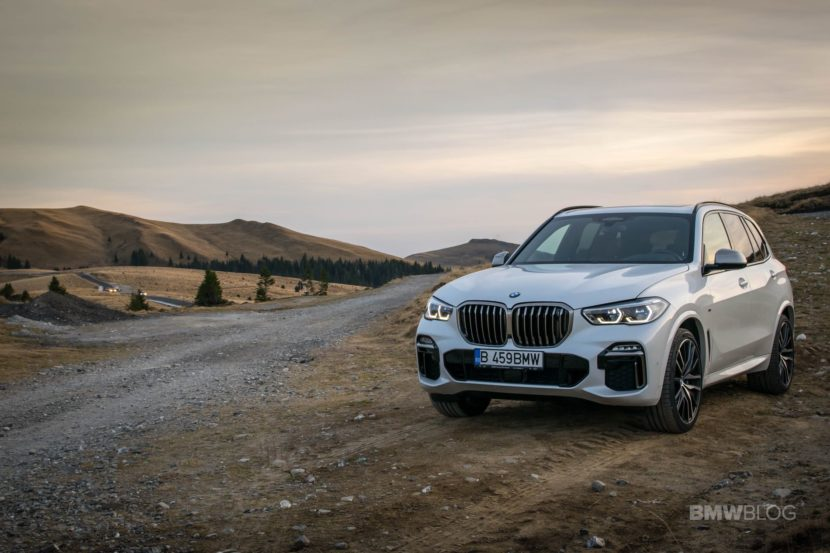 2019 BMW X5 test review 35 830x553