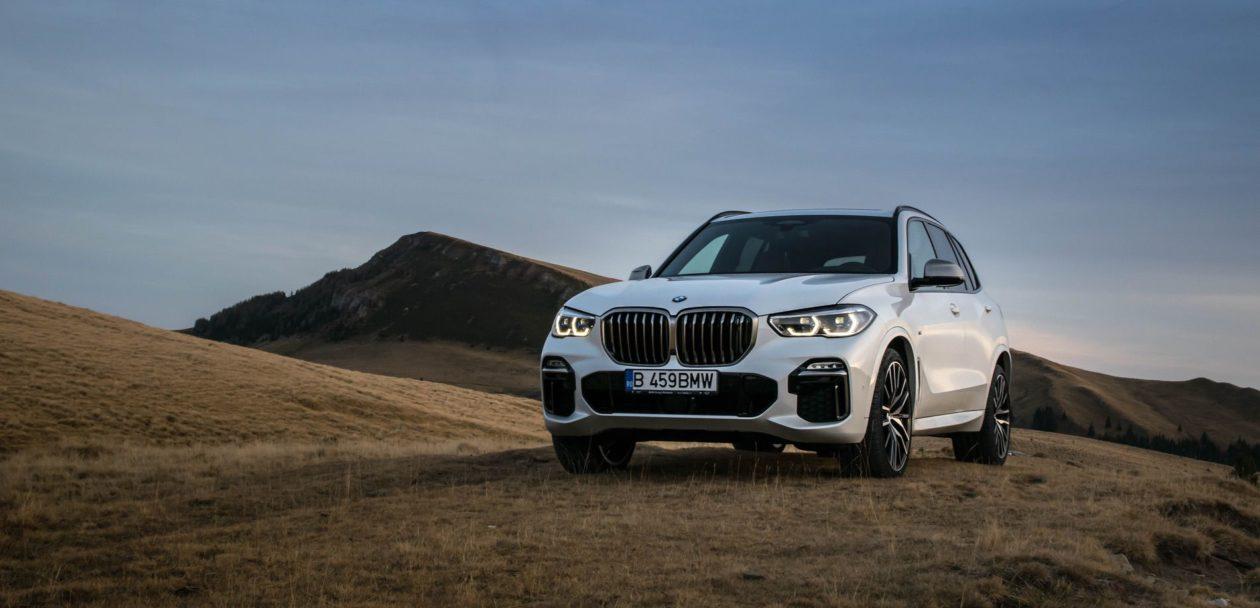 2019 BMW X5 test review 38 1260x608