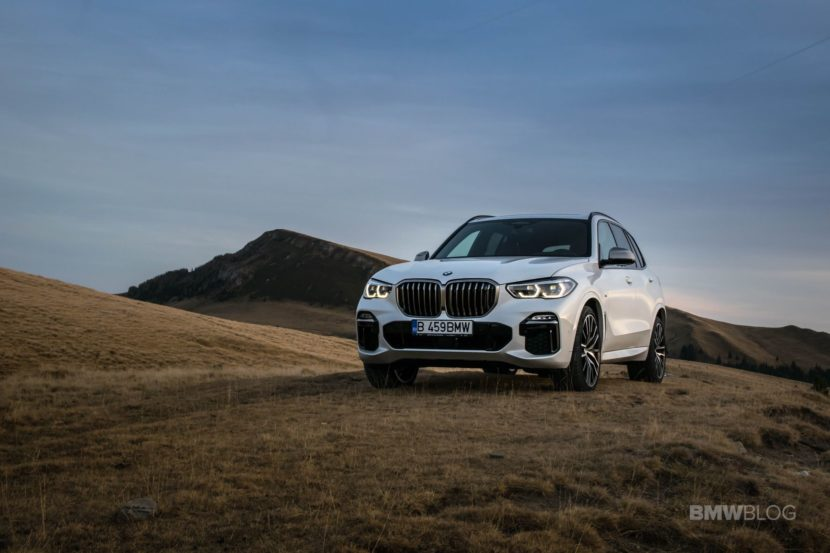 2019 BMW X5 test review 38 830x553