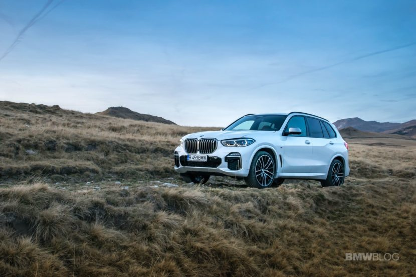 2019 BMW X5 test review 41 830x553