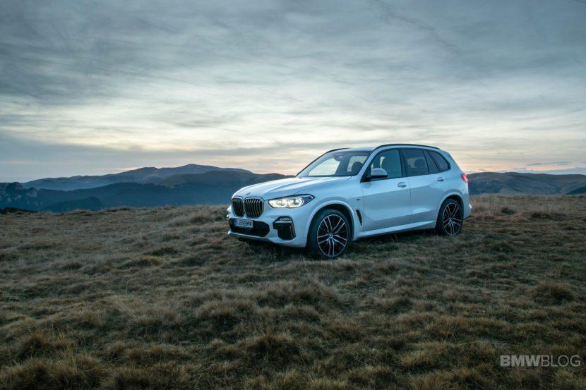 2019 BMW X5 test review 43 830x553
