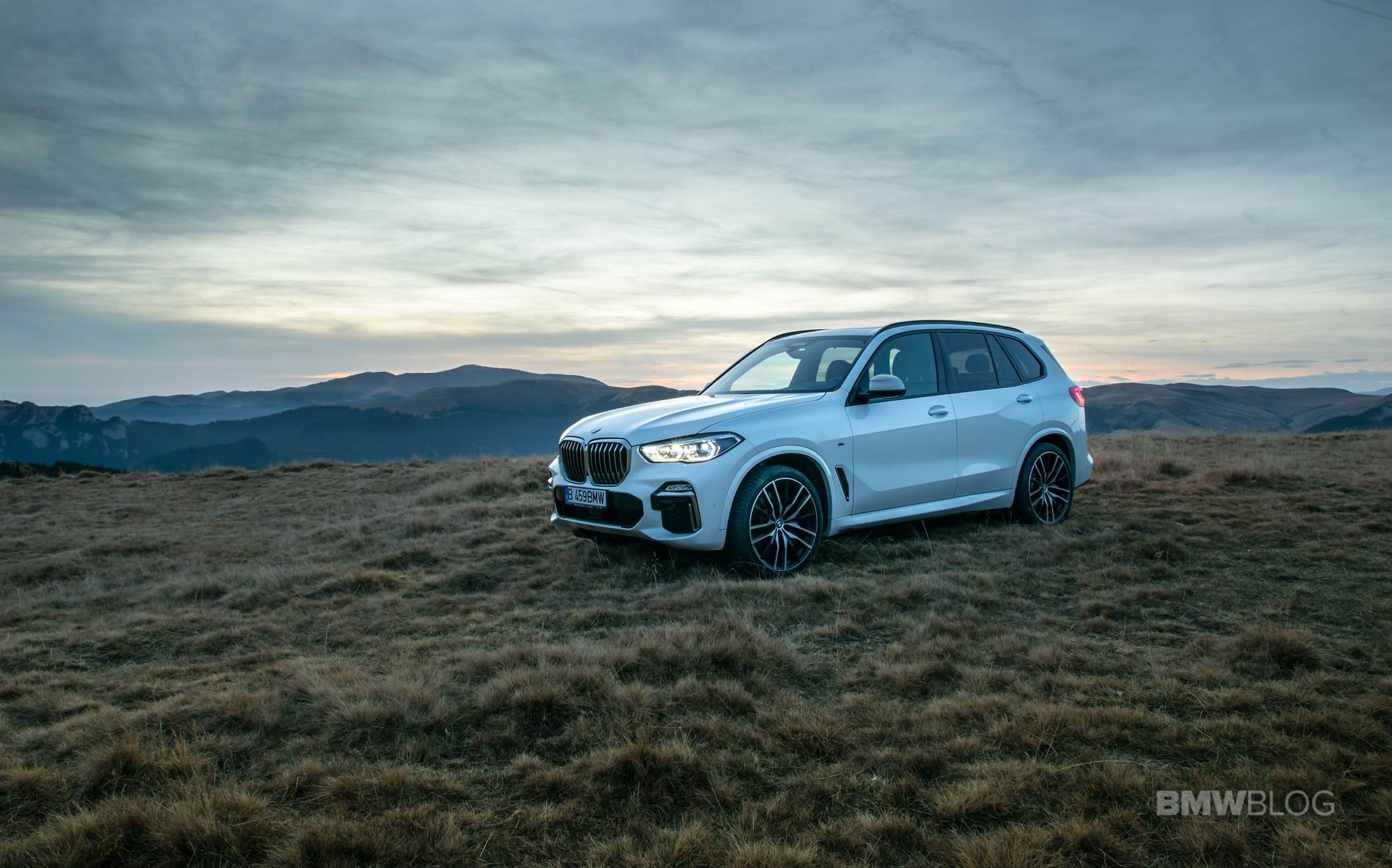 2019 BMW X5 test review 43