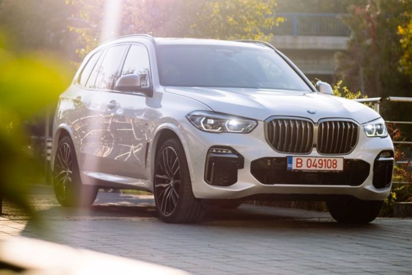 2019 BMW X5 test review 60 830x553