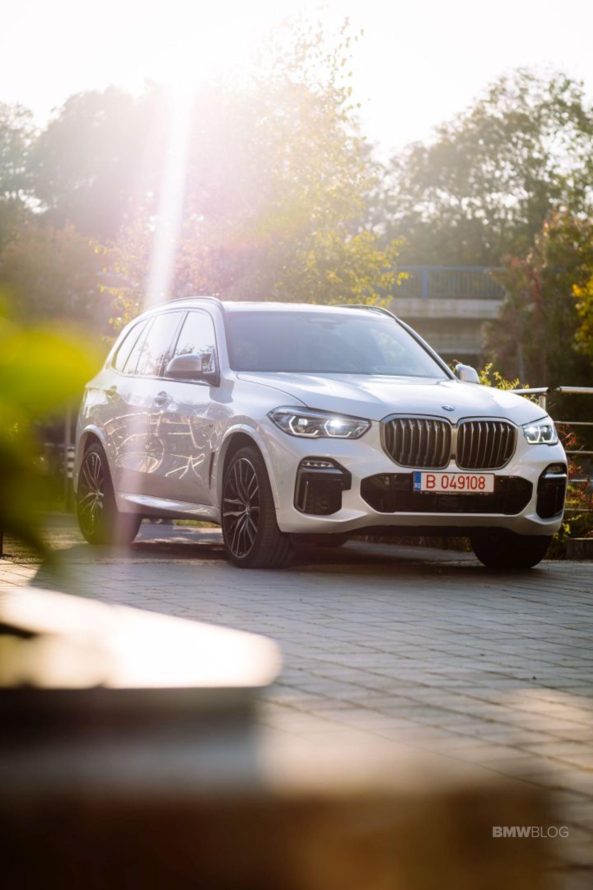 2019 BMW X5 test review 60