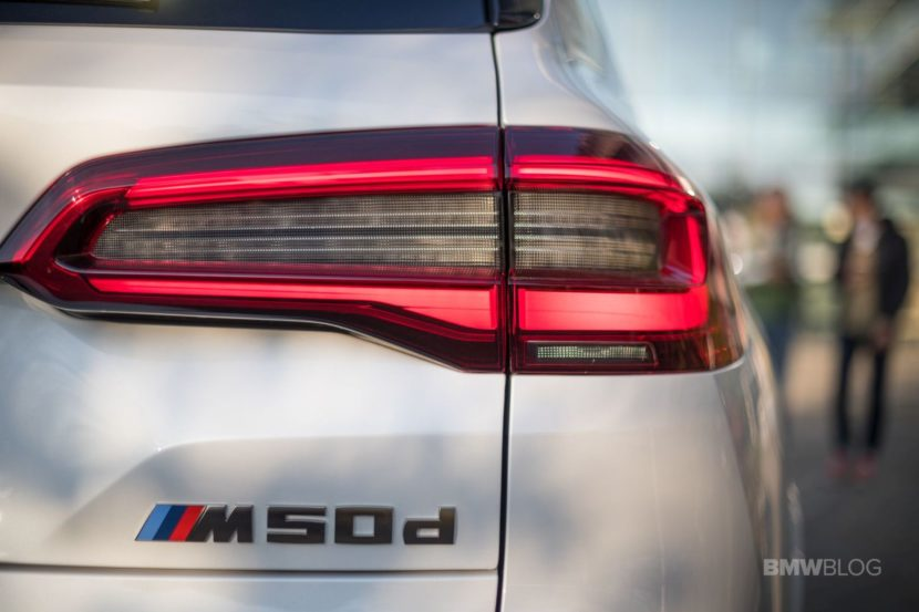 2019 BMW X5 test review 85 830x553