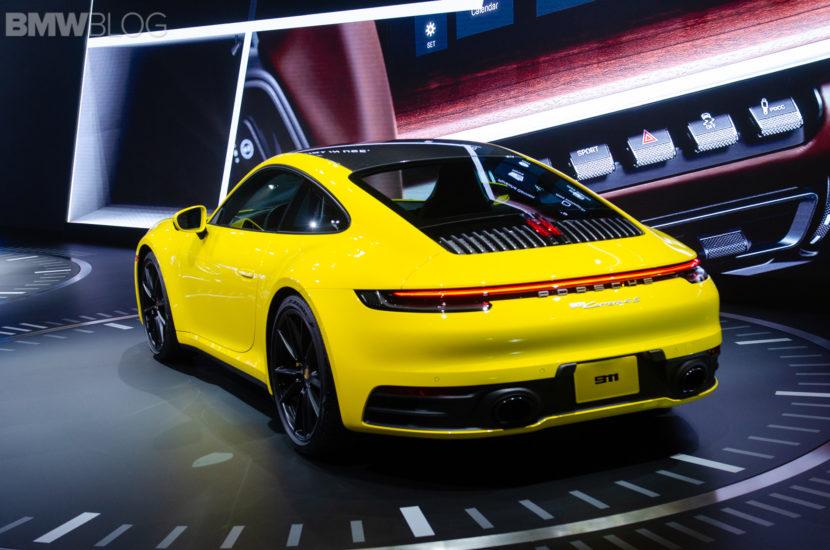 2019 Porsche 911 992 Generation 7 830x550