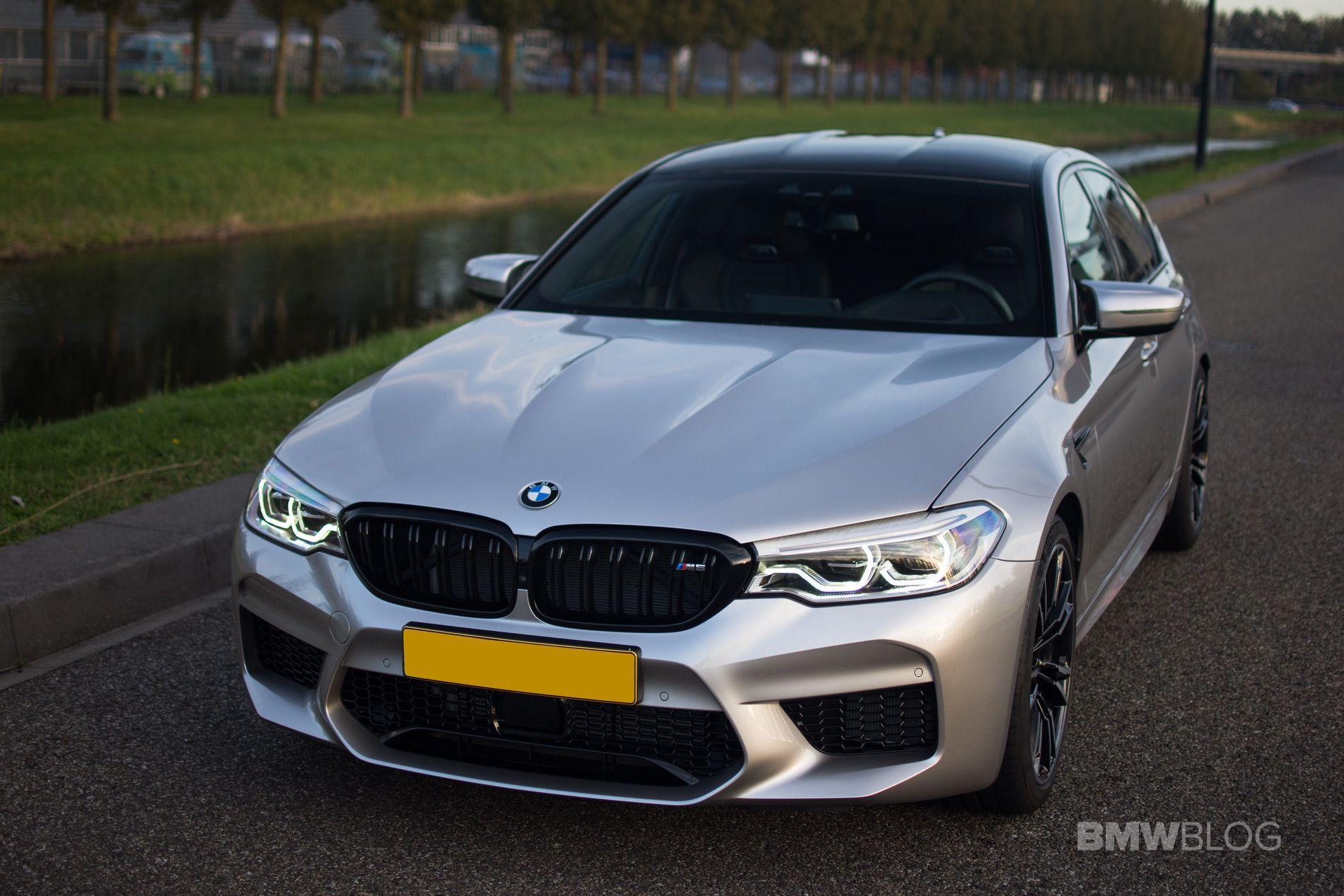 Akrapovic F90 BMW M5 08