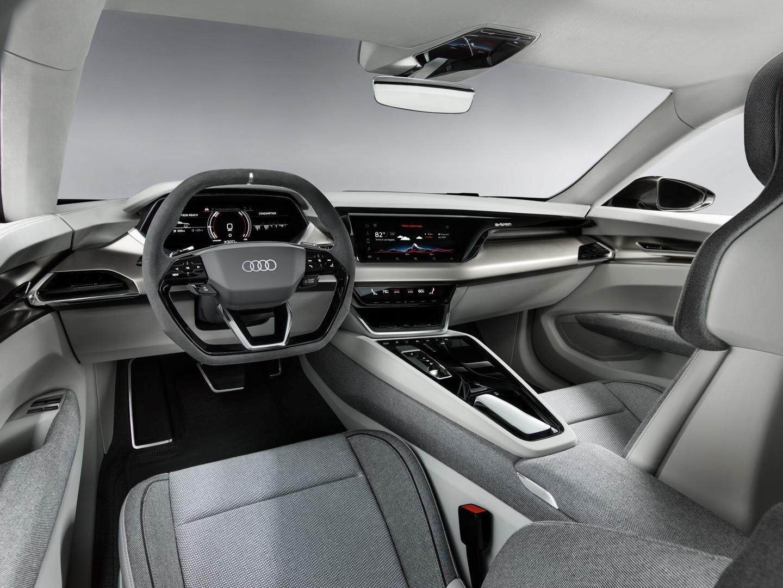 Audi e tron GT Concept 12