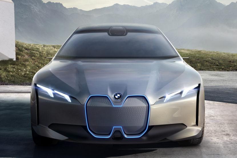 Audi e tron GT vs BMW i Vision Dynamics 10 830x553