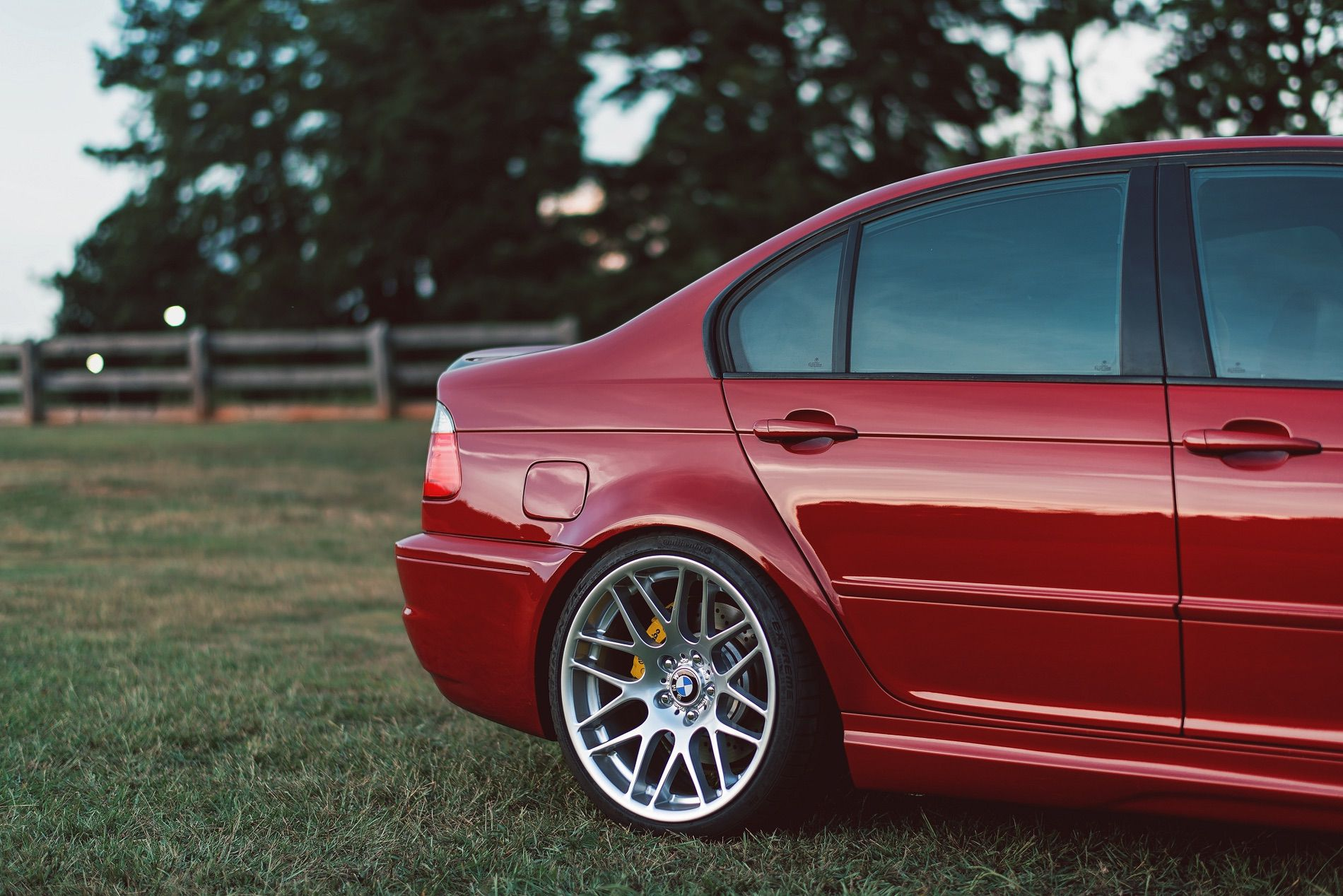 Reader's Corner: E46 330i ZHP converted to an E46 M3