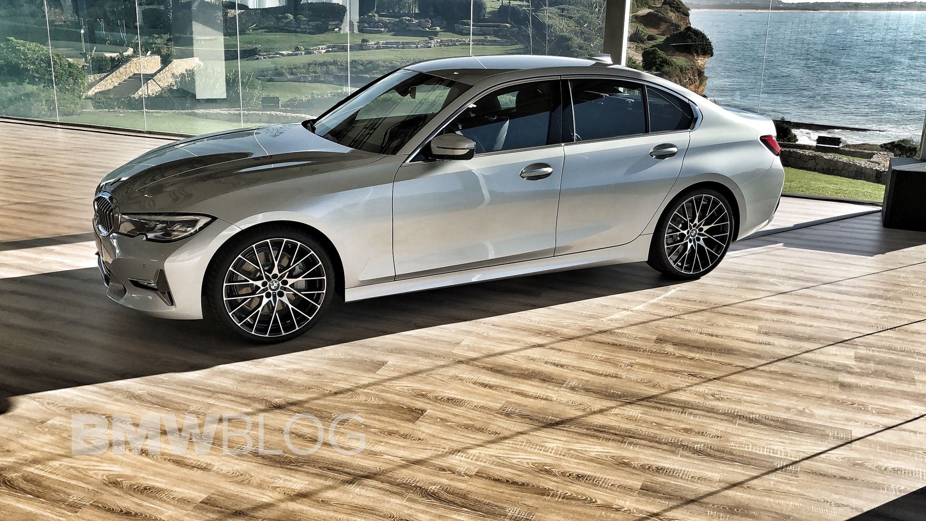 Video New 2019 G20 Bmw 3 Series In Glacier Silver Metallic I New Cars