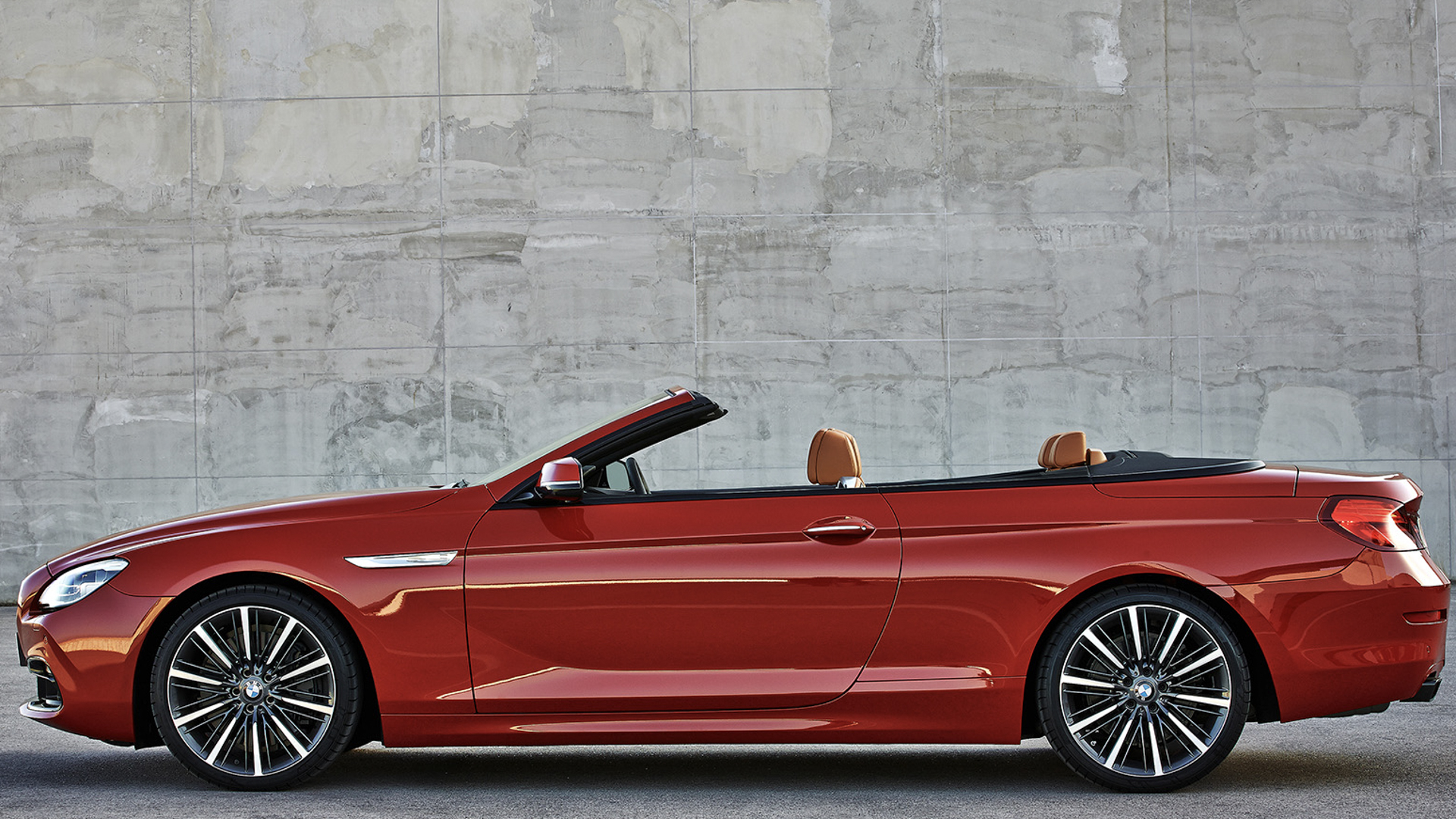 BMW 6 Series Convertible Comparison 4