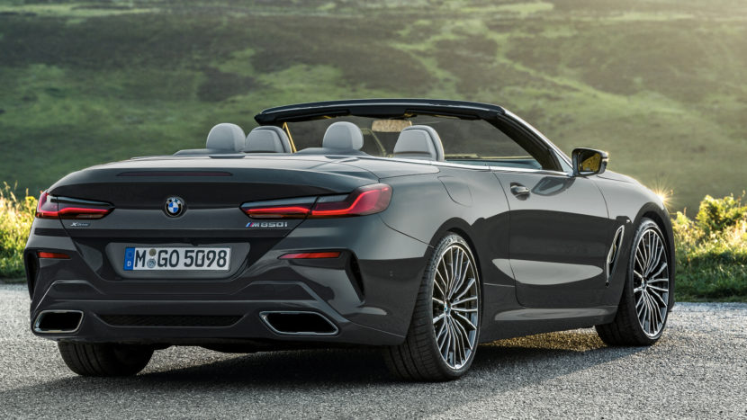 BMW 8 Series Convertible 3 830x467