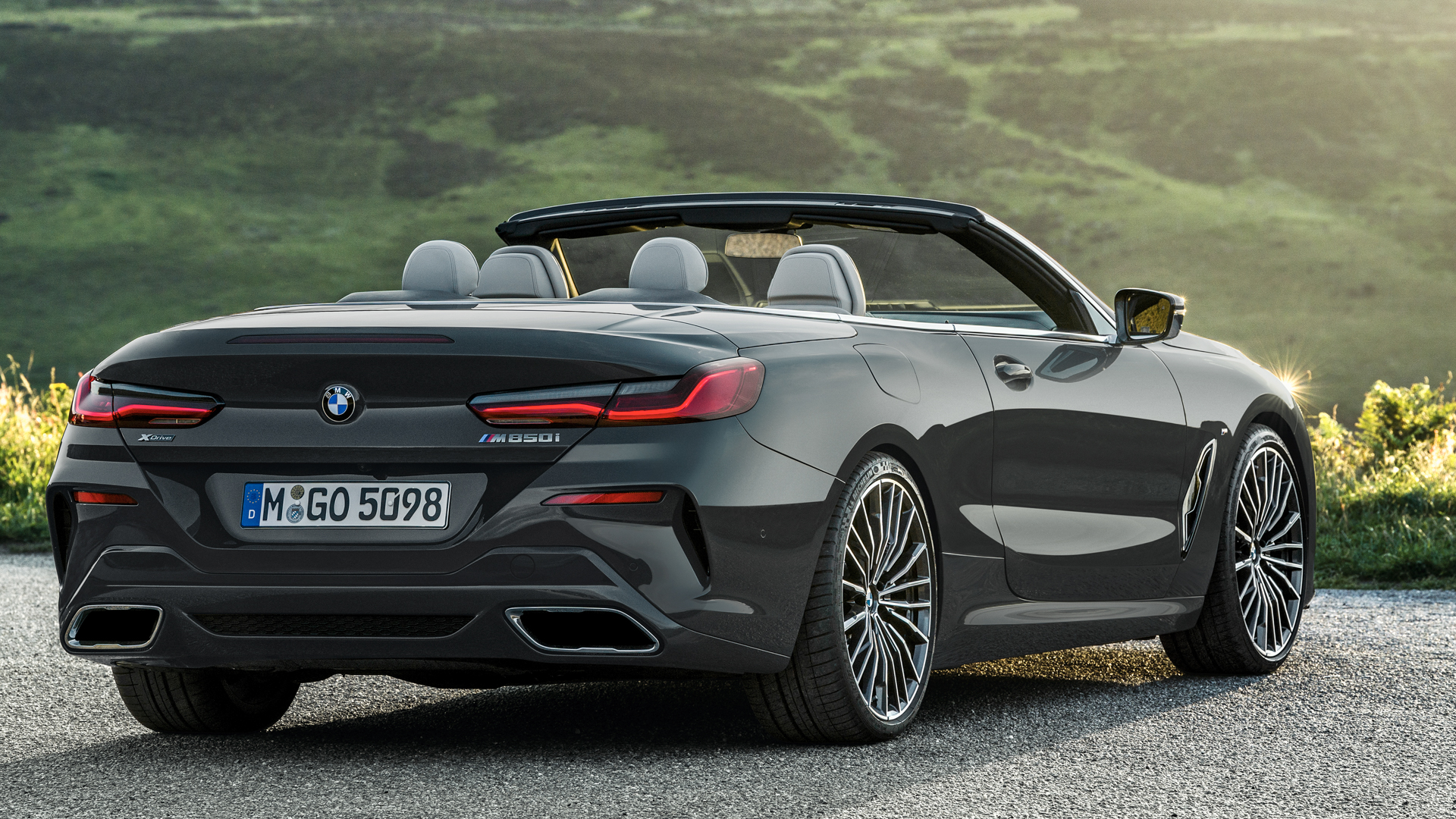 2019 Bmw 8 Series Convertible Pricing To Start At 122 395