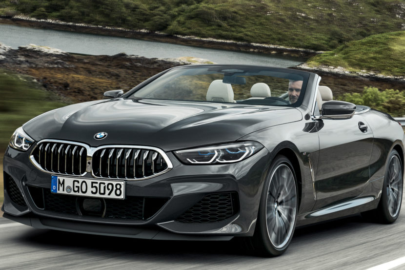 BMW 8 Series Convertible 7 830x553