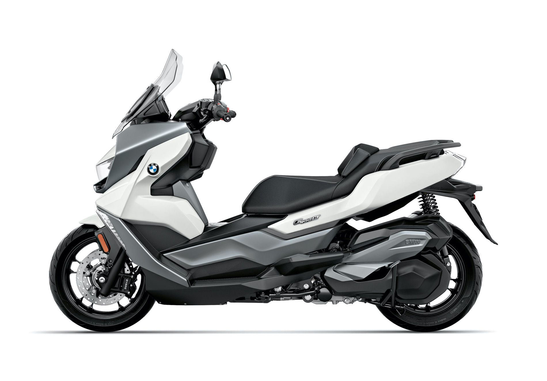 World Debut The New Bmw C 400 Gt