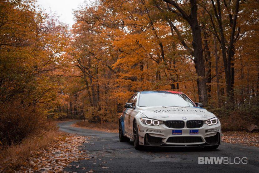 BMW F80 M3 with Warsteiner DTM Livery 08 830x553