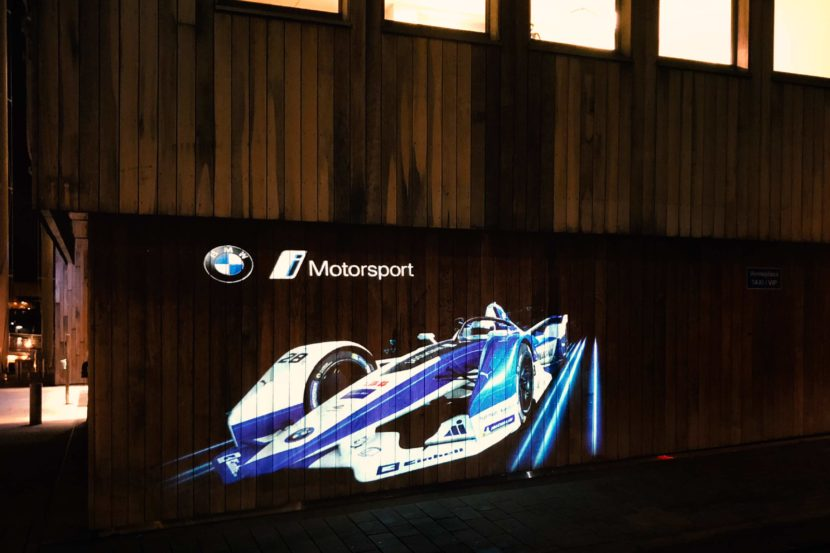 BMW Formula E virtual tour 830x553
