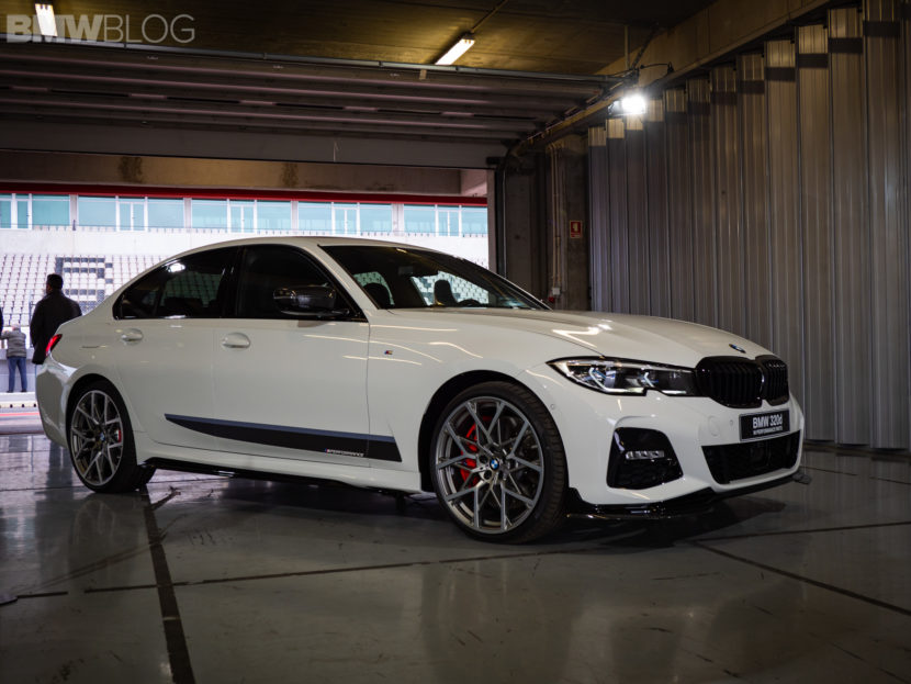 BMW G20 3 Series M Performance Parts 2019 5 830x623