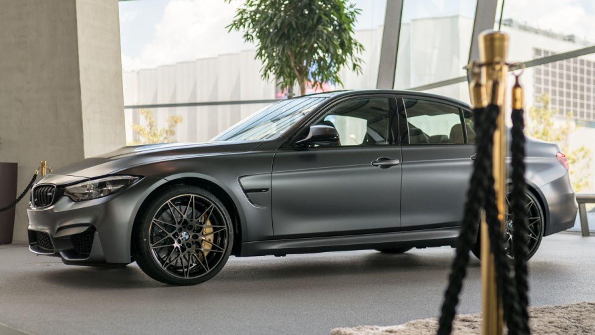 BMW M3 Frozen Dark Gray 01