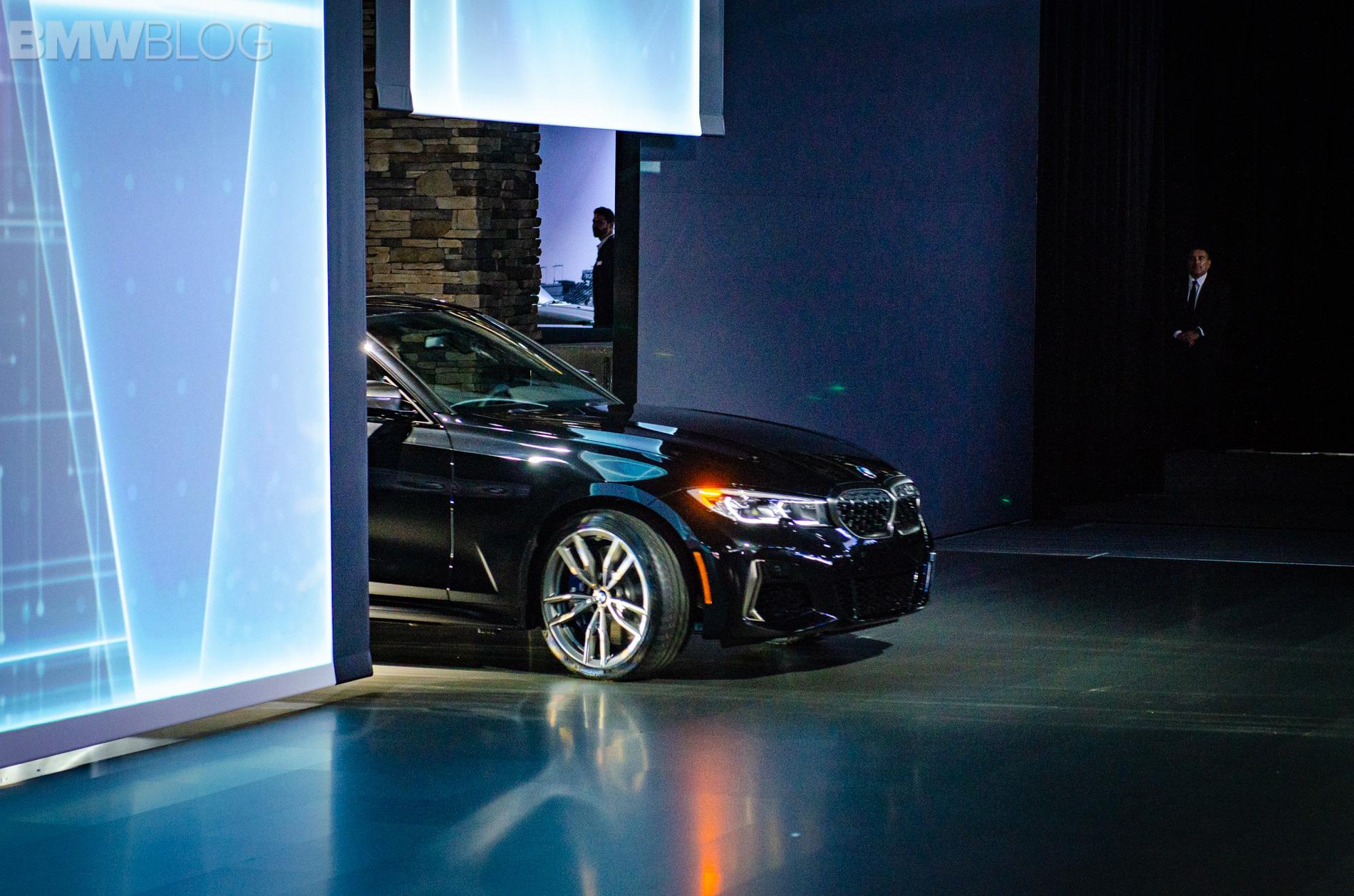 BMW M340i debut 1