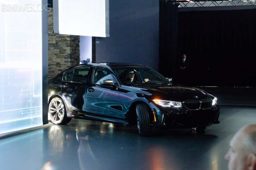 BMW M340i debut 3 830x553