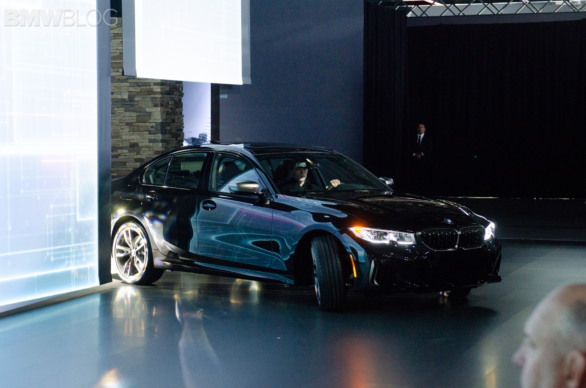First Look at the 2019 BMW M340i