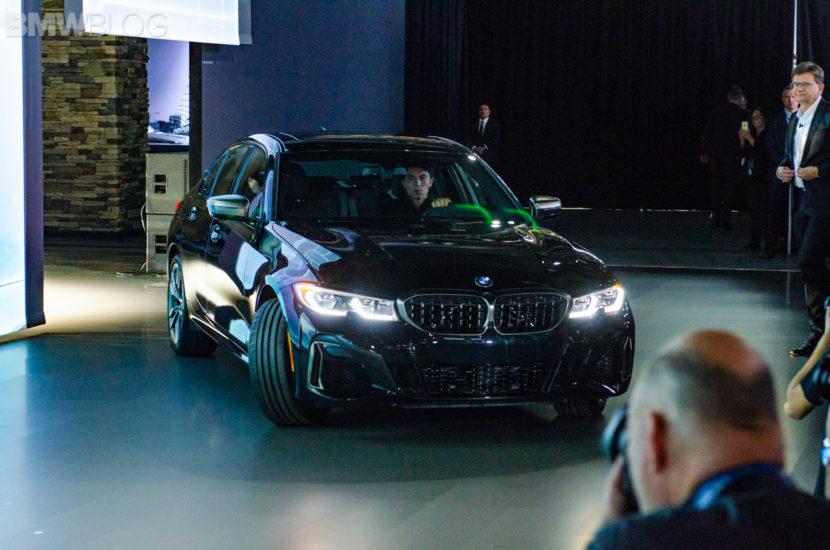 BMW M340i debut 4 830x550