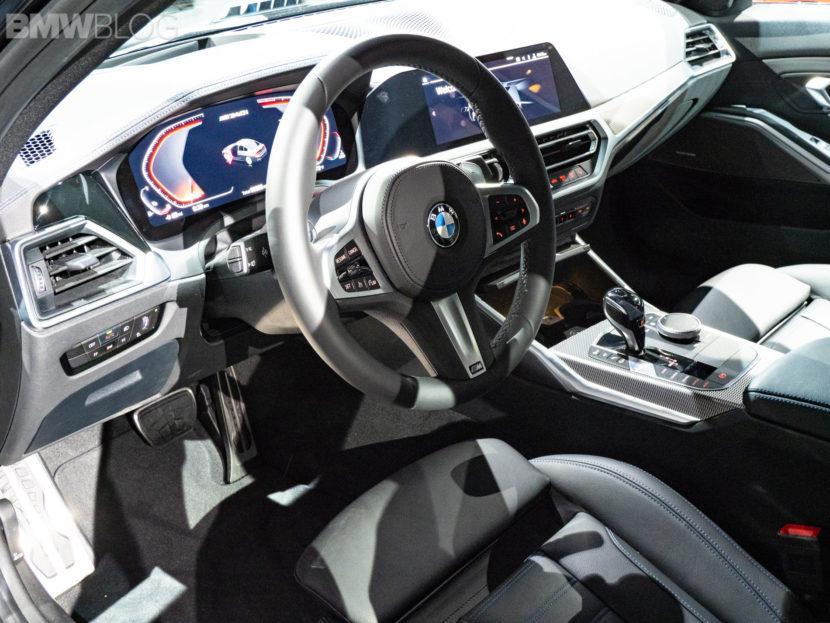 BMW M340i debut LA 7 830x623