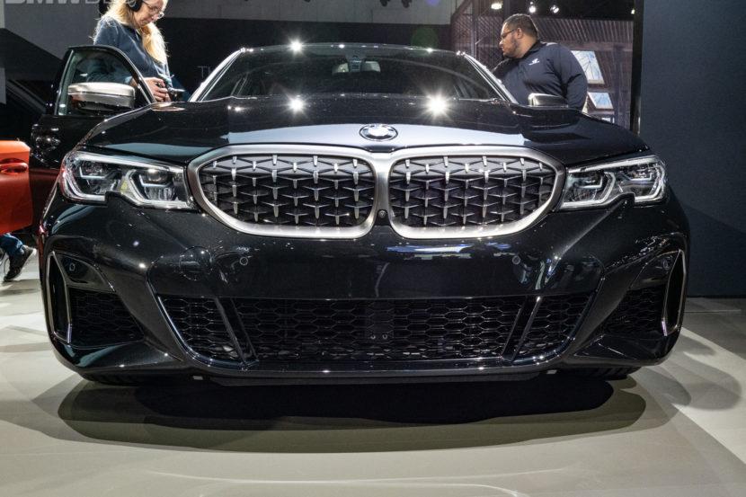 BMW M340i debut LA auto show 5 830x553