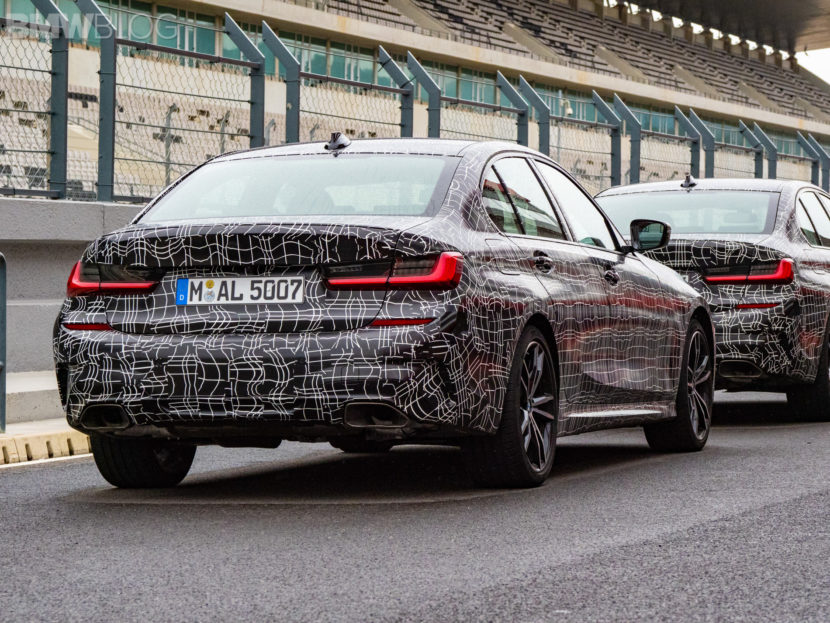 BMW M340i prototype 12 830x623