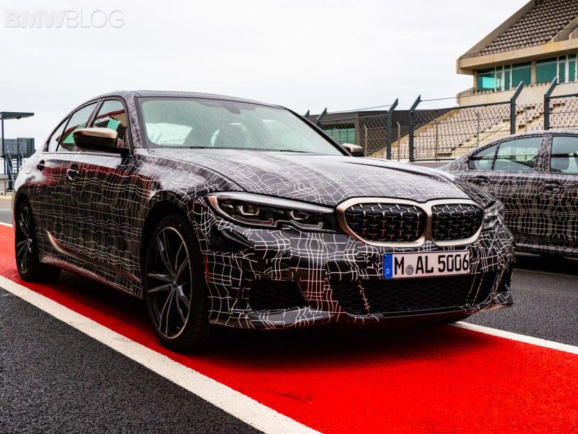 BMW M340i prototype 16 830x623