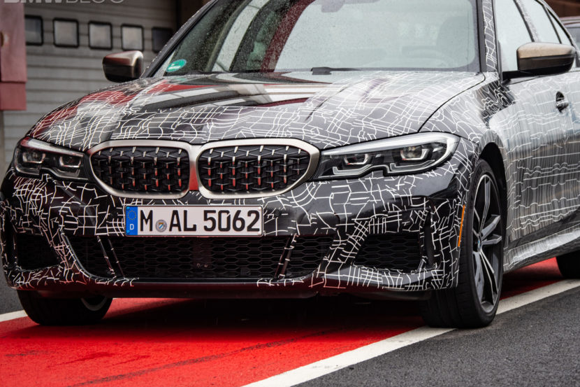 BMW M340i prototype 2 830x553