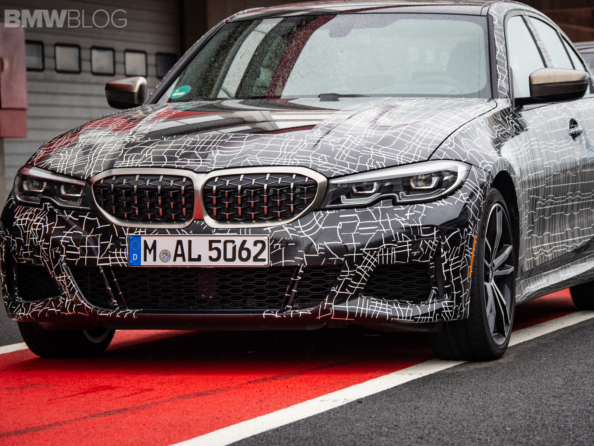 BMW M340i prototype 2