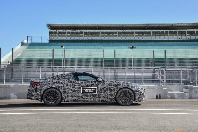 BMW M8 Camouflaged 1 830x553