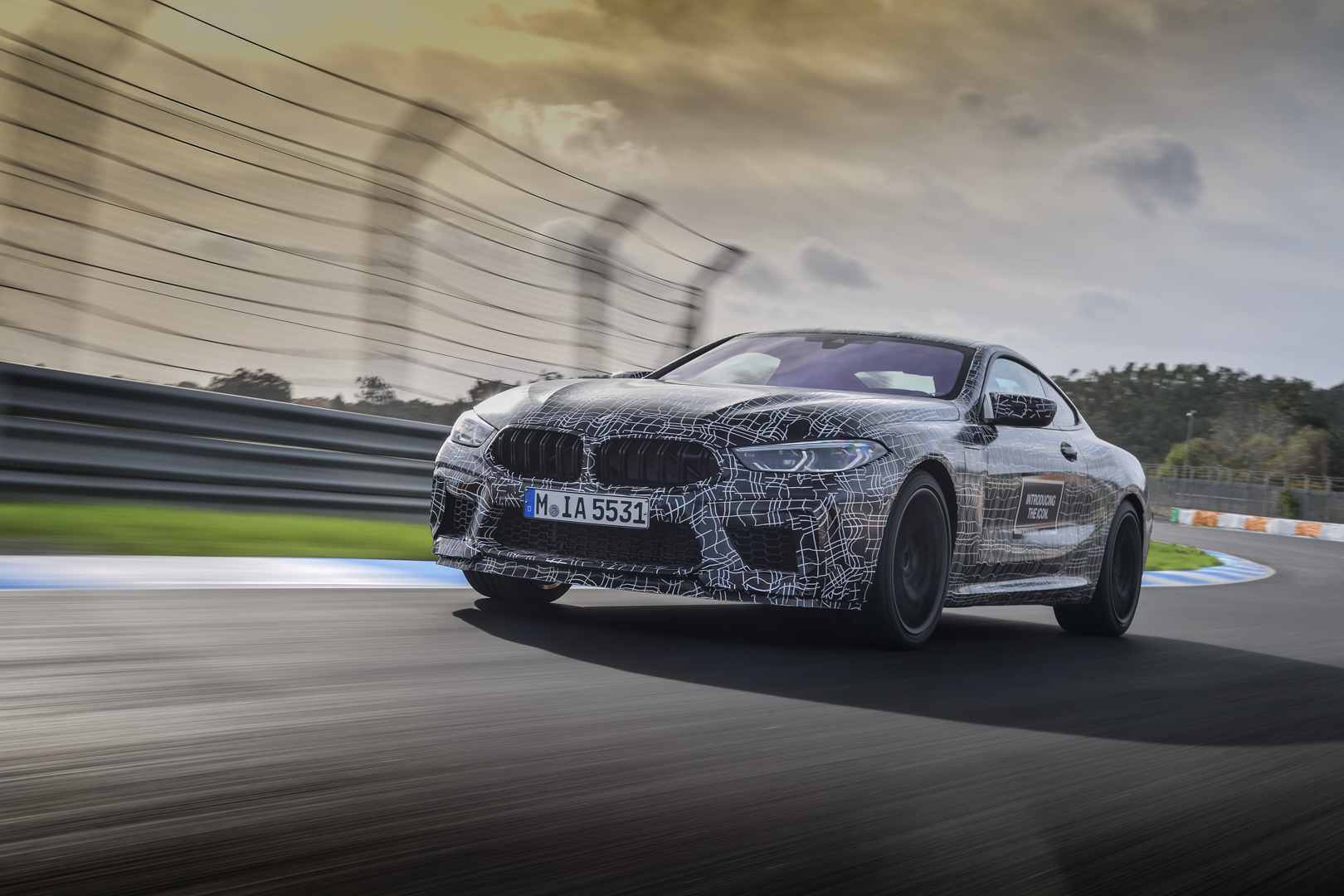 Bmw M2 Release Date >> Video: Go for a Hot Lap Around Estoril with the BMW M8