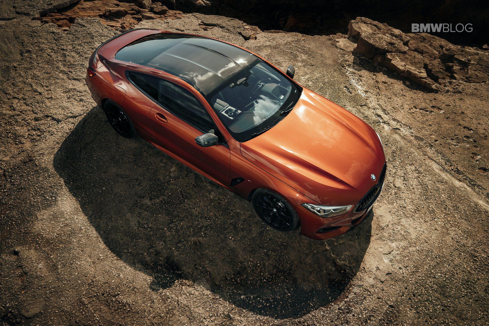 BMW M850i images 02