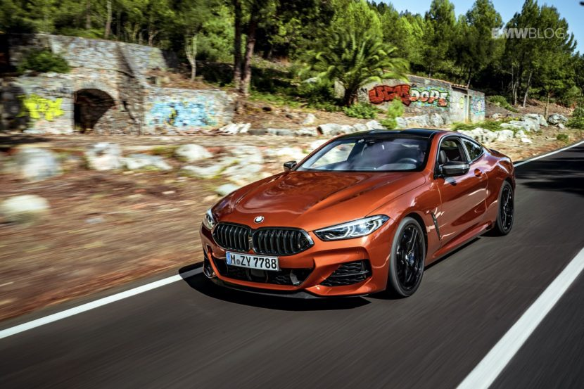 BMW M850i images 18 830x553