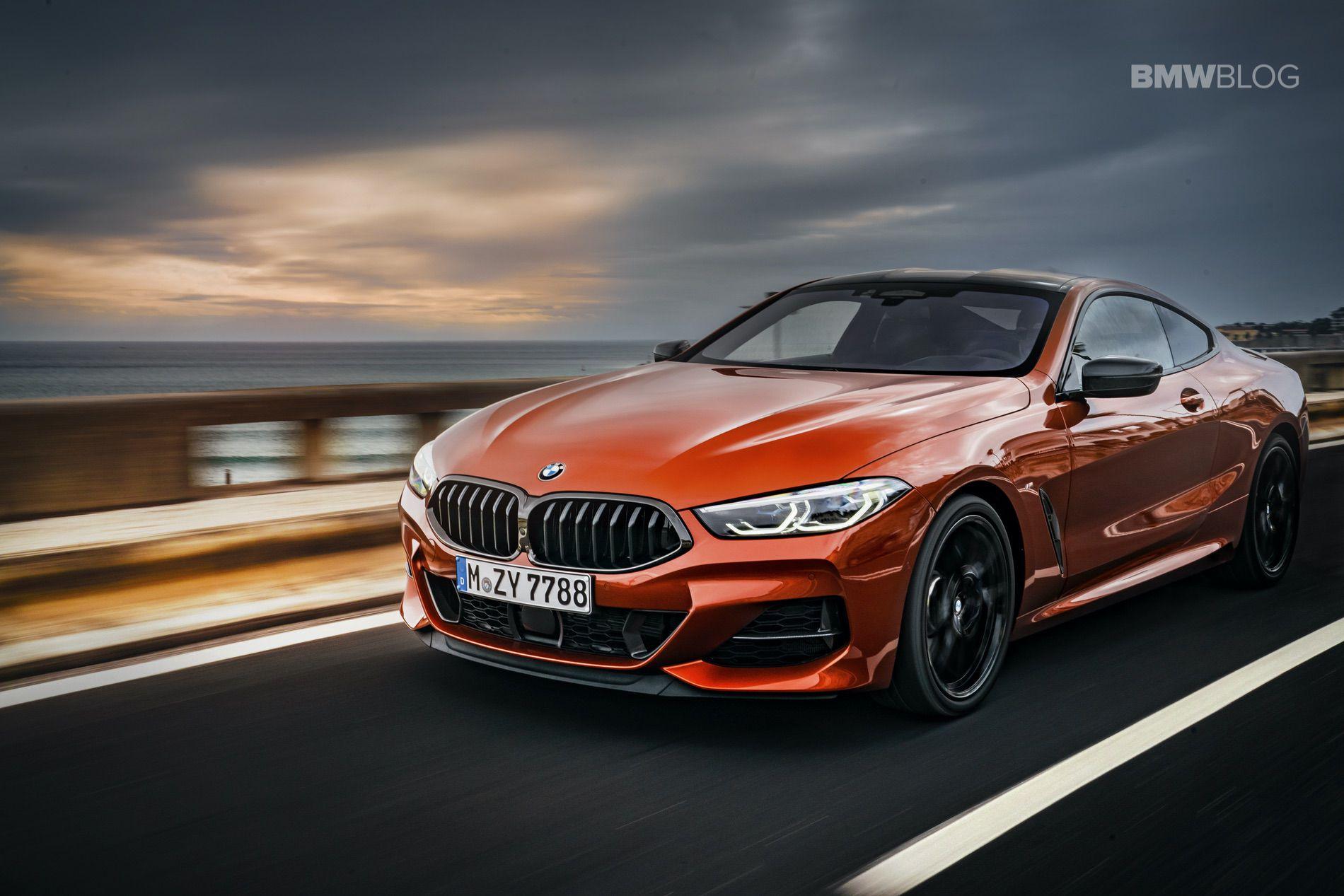 BMW M850i images 20