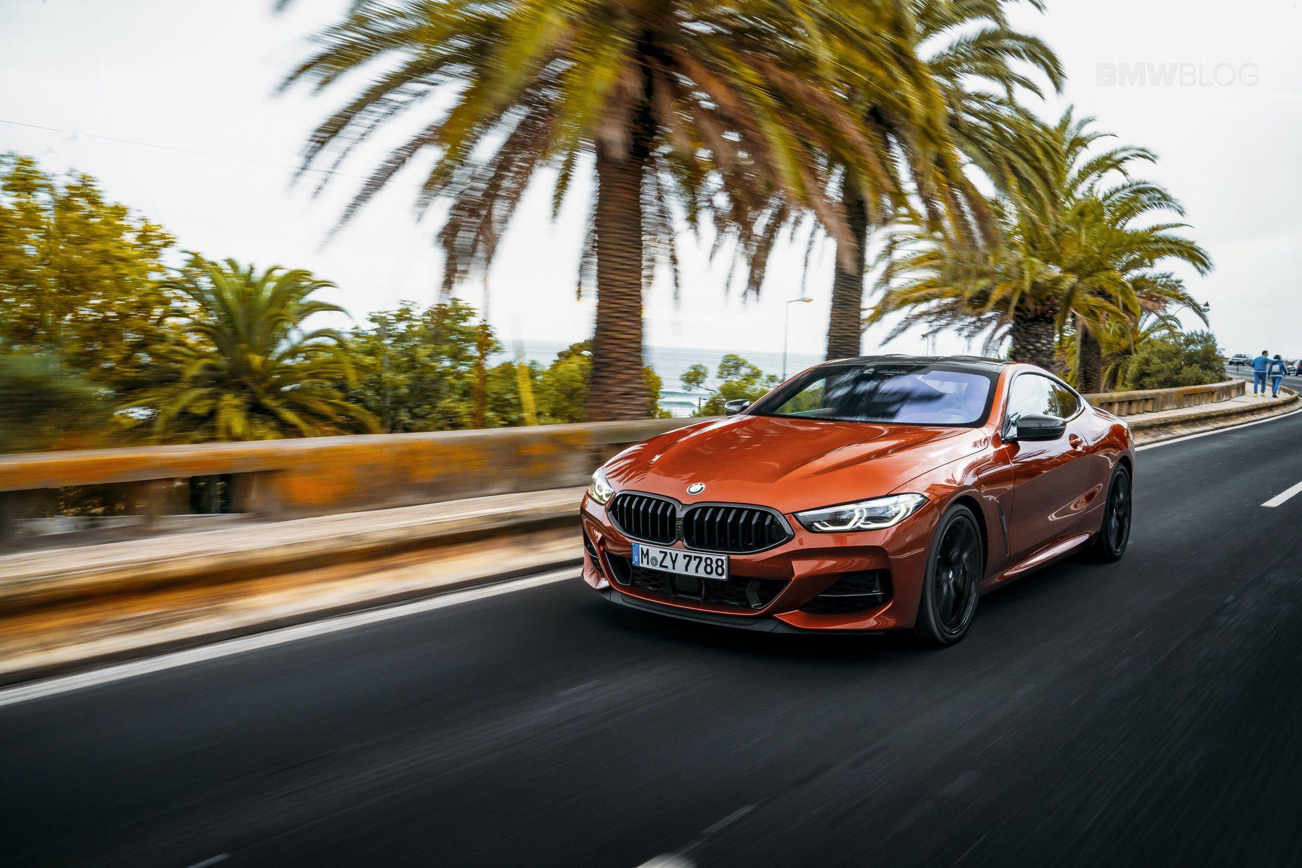 BMW M850i images 21