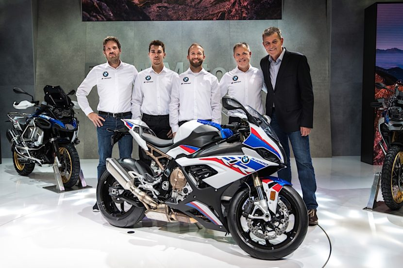 BMW Motorrad Motorsport World SBK P90329327 highRes 830x553