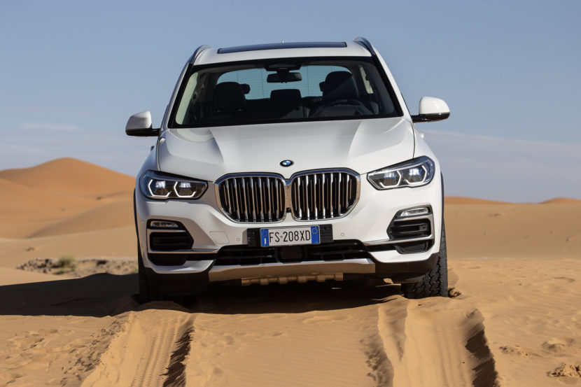 BMW X5 Sahara 38 830x553