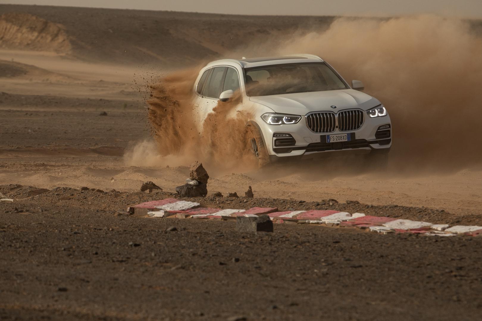 BMW X5 Sahara 43