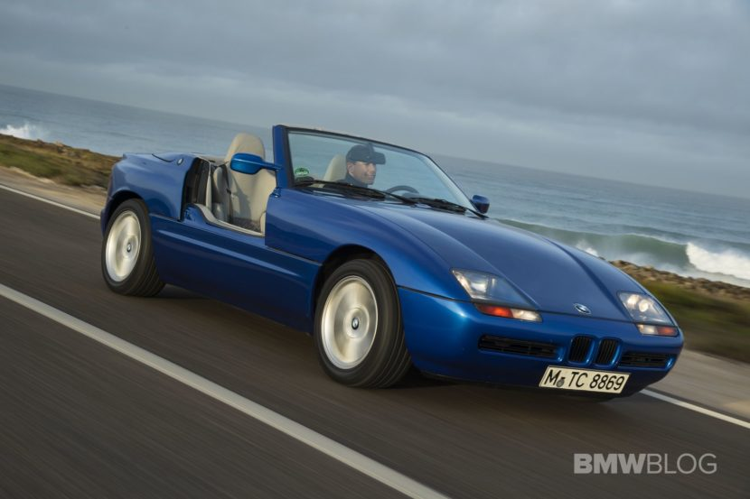 BMW Z1 blue images 05 830x553