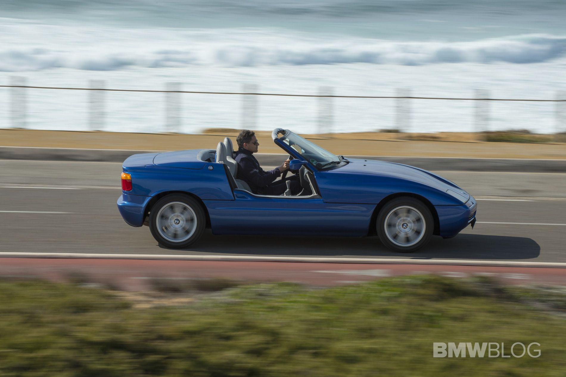 Bmw Z1 The Origin Of The Modern Day Bmw Roadster Family