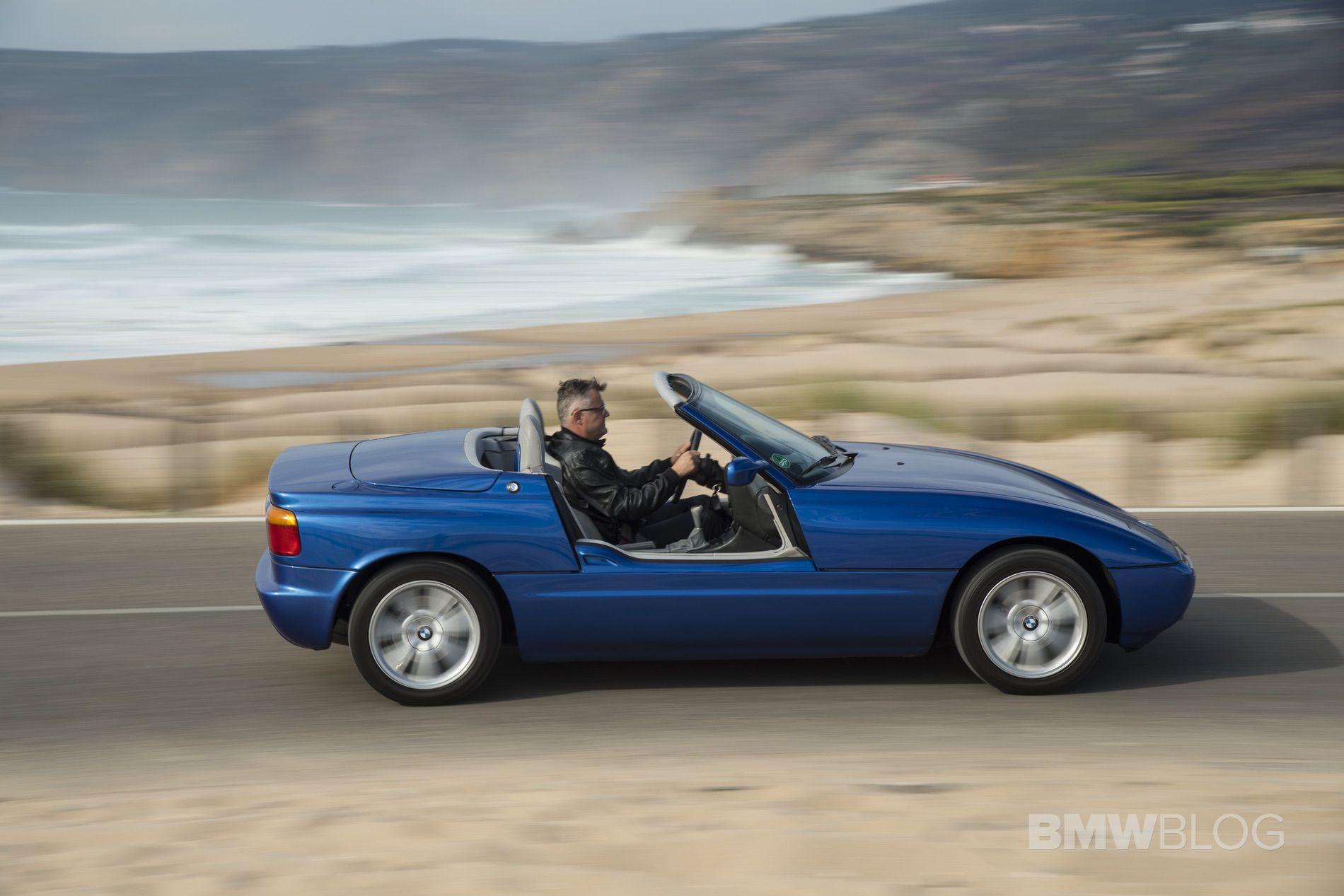 BMW Z1 blue images 12