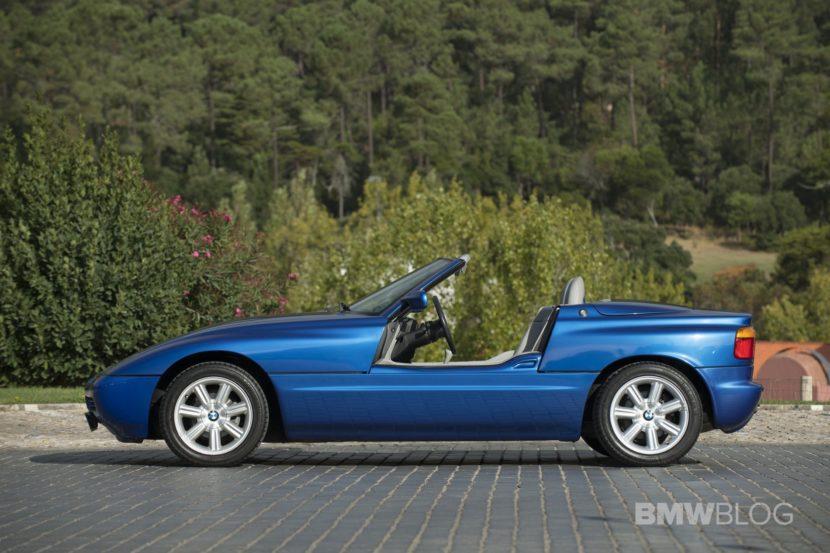 BMW Z1 blue images 14 830x553