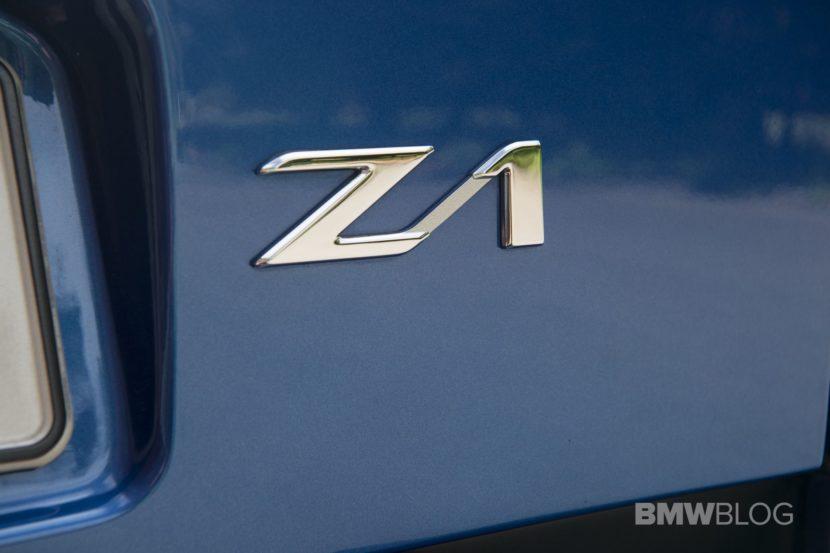 BMW Z1 blue images 23 830x553