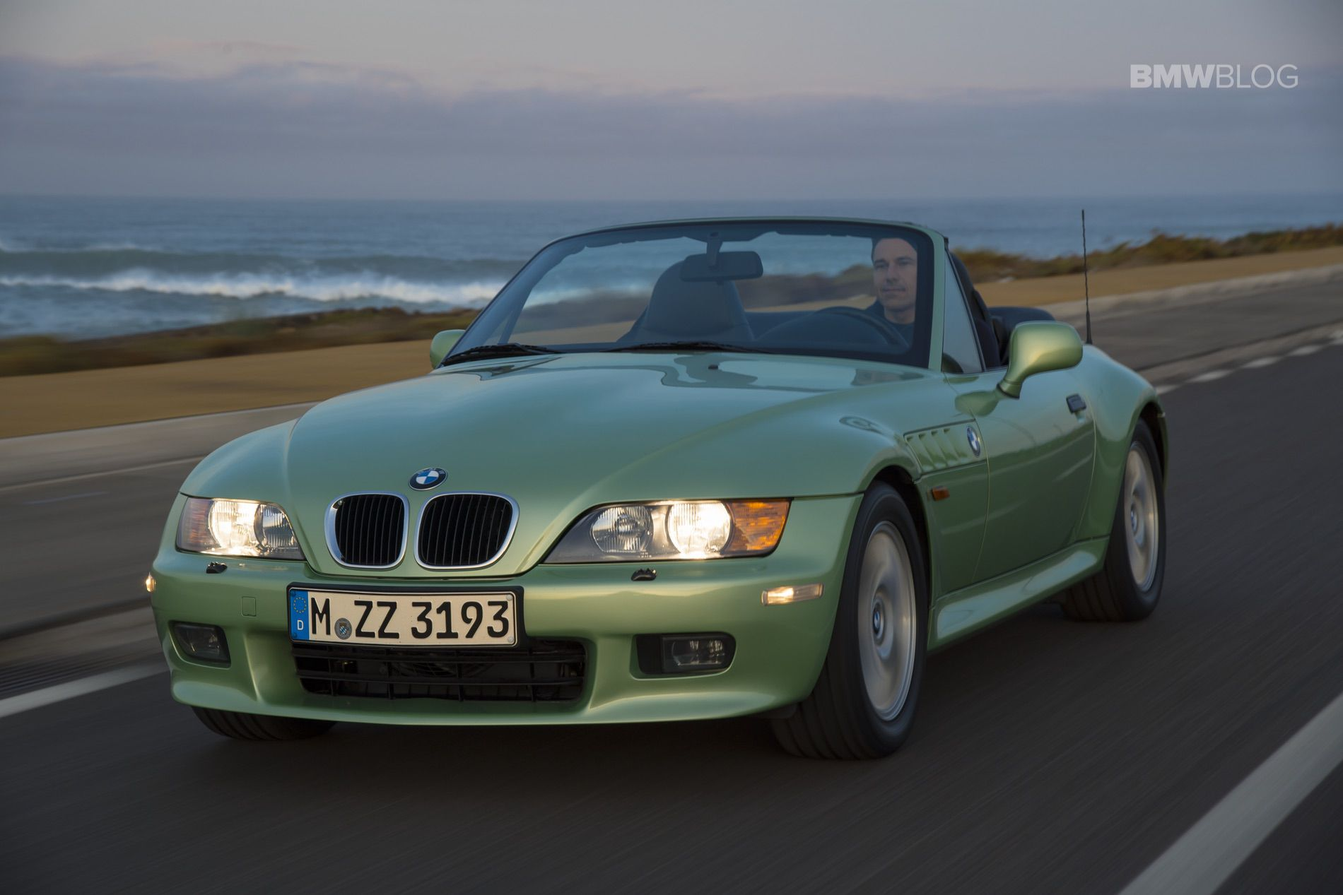 Stunning Bmw Z3 Roadster In Palmetto Green I New Cars